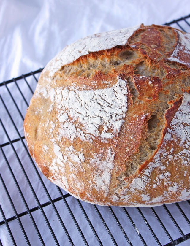 Mark Bittman for The New York Times Simple and Delicious No-Knead Bread Recipe