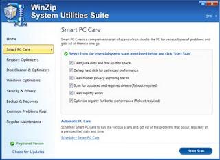 WinZip System Utilities Suite 2.0.648.12025