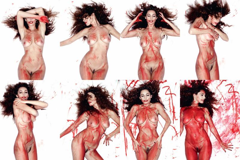 Kelly brook fully naked