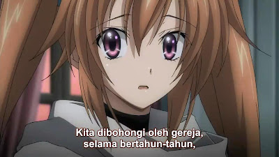 Highschool DxD New Episode 11 Subtitle Indonesia
