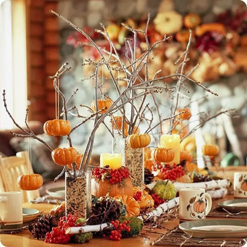 17 Thanksgiving Table Setting Ideas