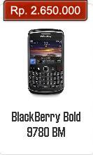 Spesifikasi Dan Harga BlackBerry Bold 9780