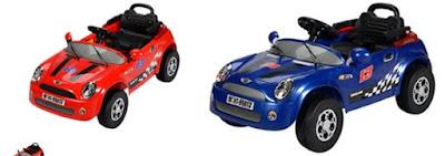 coche electrico mini