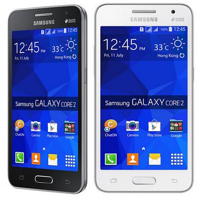 Kelebihan dan Kekurangan Samsung Galaxy Core 2