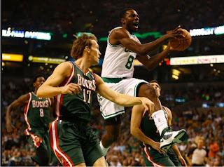 The Boston Celtics photo