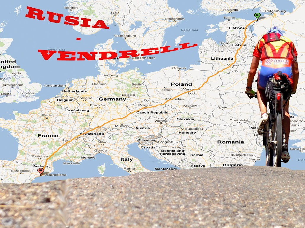 Rusia  -  Vendrell