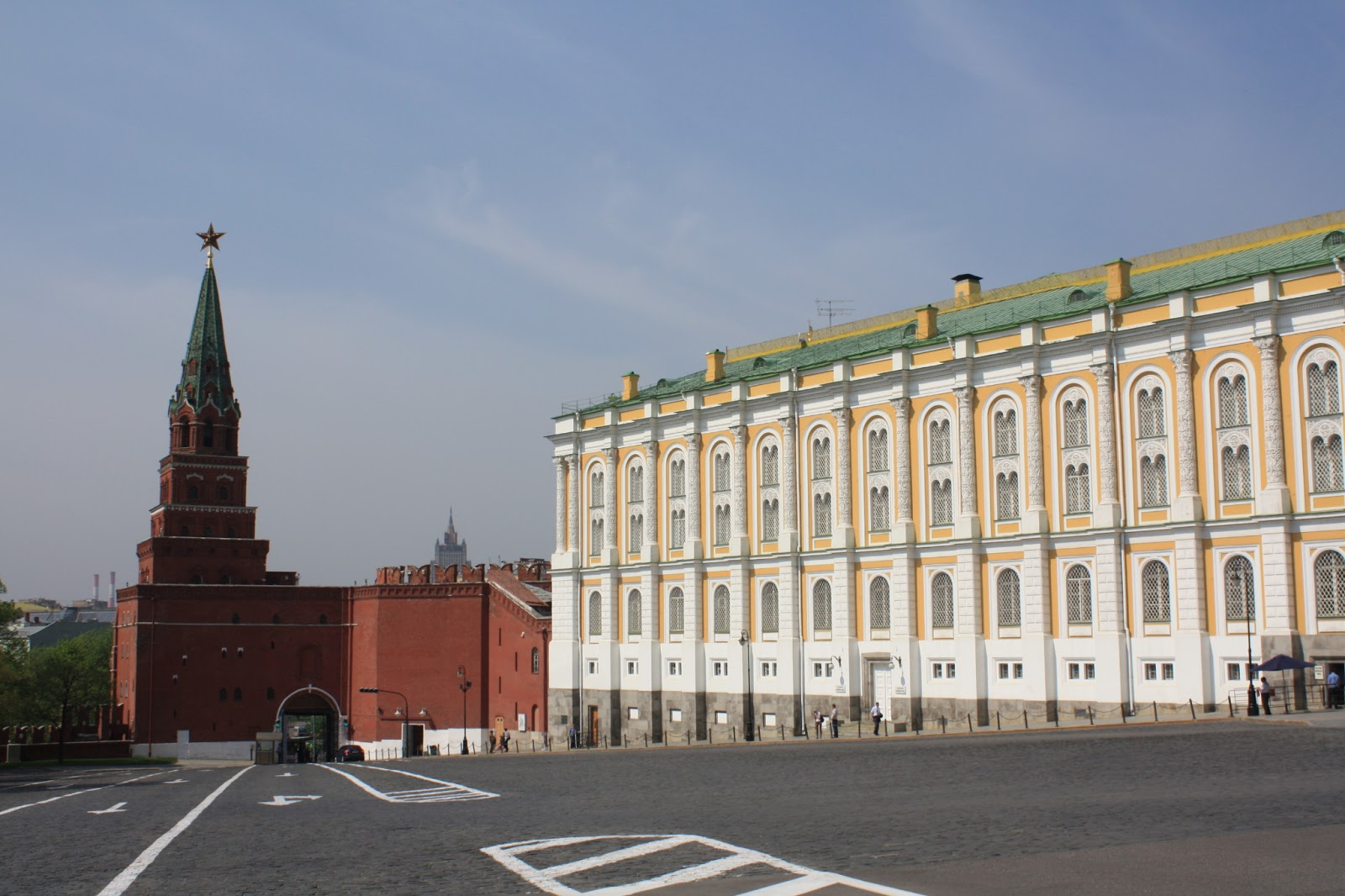 Postcards for Moscow City Day 33