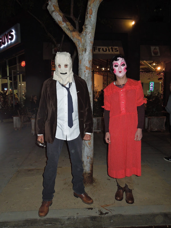 West Hollywood Halloween Carnaval lurkers