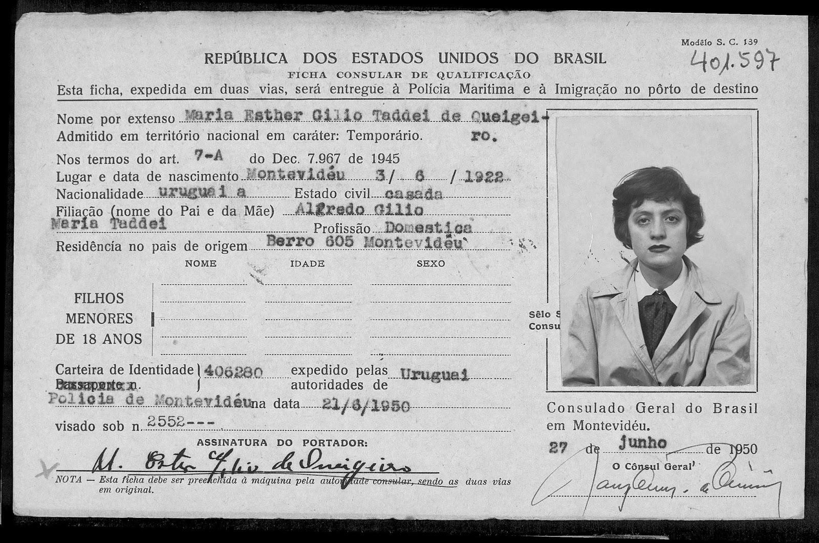 María Esther Gilio