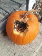 This is what my pumpkin looks