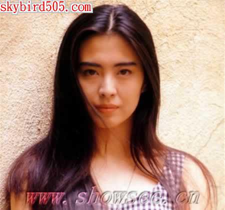 不老女神45歲王祖賢3
