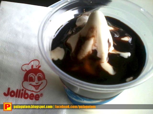 Jollibee sundae