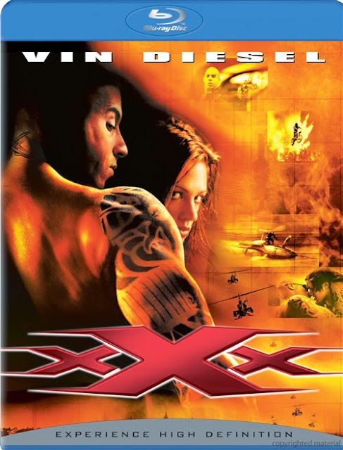 xXx 2002 Hindi Dubbed Dual Audio BRRip 480p 350mb