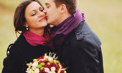 7 Ways to Make Valentine's Day special for Your Wife,man woman love romance kiss romantic