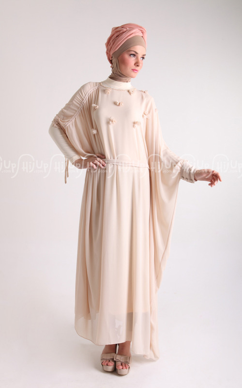 Model Gaun Pesta Muslimah