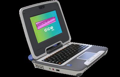 FOTO: Laptop CEE projeto UCA Brasil