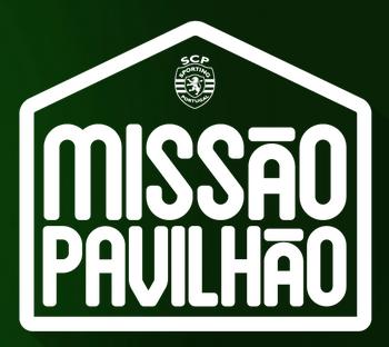 """clica na imagem e contribui para a """"Missão Pavilhão"""""""