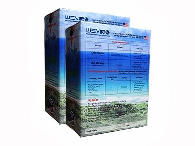 chế phẩm sinh học Weviro