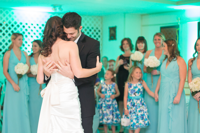 first dance palm beach florida wedding