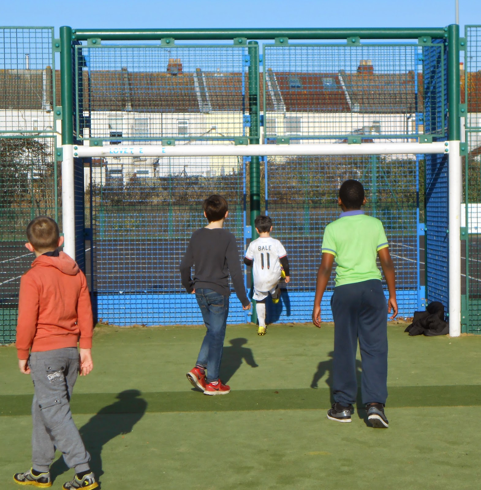 bransbury park spaces for sports portsmouth