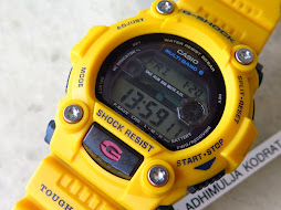 CASIO G-SHOCK GW-7900CD-9ER YELLOW - TOUGH SOLAR - BRAND NEW