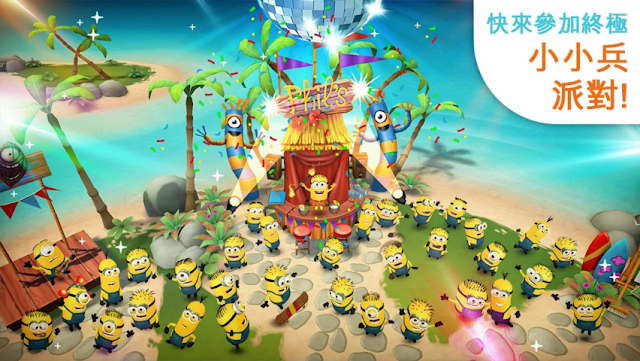 Minions Paradise Apk