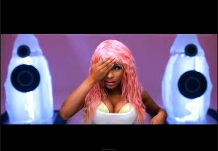 nicki minaj super bass photo shoot. nicki minaj super bass album