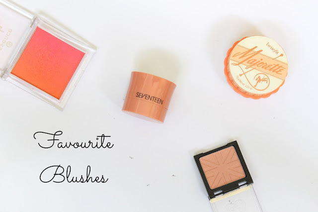 favourite blushes