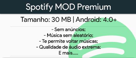 Baixar Spotify MOD Premium v6.3.0.879