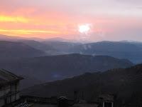 Morning Sun Rising