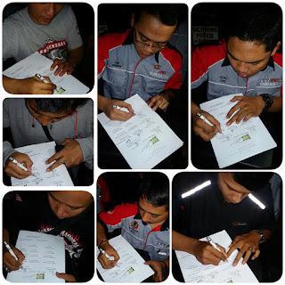 tanda tangan AD ART