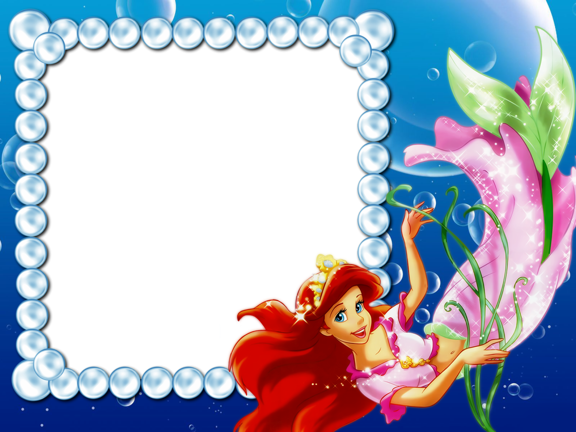 Disney Princess All Together and Alone. Free Printable Photo Frames. | Is it for PARTIES? Is it ...