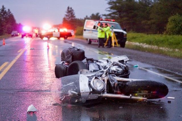 Dua remaja maut Kecelakaan Motosikal