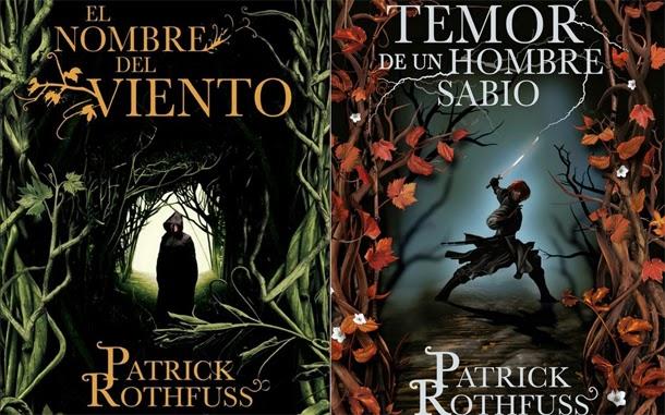"""La """"Crónica del asesino"""" de Reyes, by Patrick Rothfuss"""