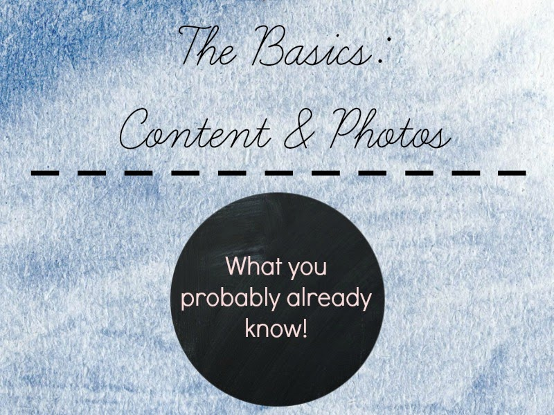 The Badics - Content and Photos on your blog