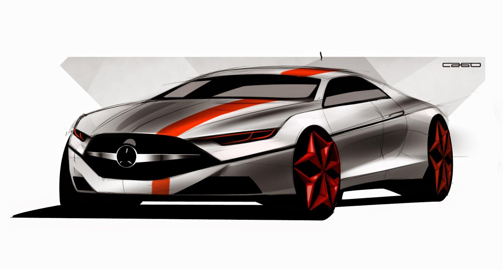Jahangir Gahramanov: Mercedes