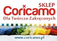 Sklep z akcesoriami i materiałami do rękodziełą - Coricamo