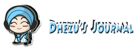 Dhezu's Journal