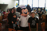 Viagens, Dicas, Relato, Orlando, EUA, Disney, Cafe da manha, Chef Mickey's, Mickey, Personagens, Viajando com crianças, Bebês