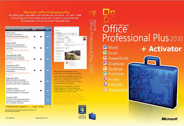 Microsoft office professional plus 2010 activator thai full - Office professionnel plus 2010 ...