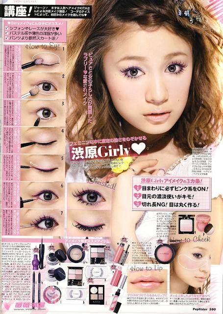 Japanese Magazine Scans Girly