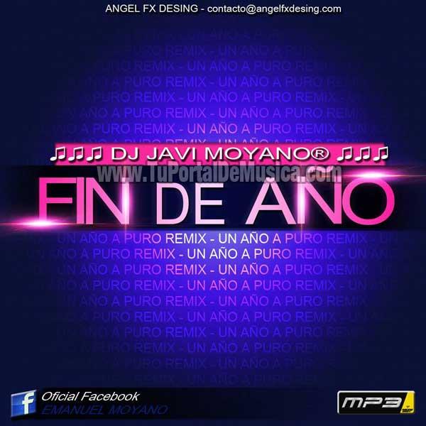 Dj Javi Moyano Ed. Fin de Año a Puro Remix (2015)