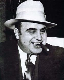 Al Capone, Al Capone didikan Mafia Italia Johnny Torio, Nasehat Al Capone, Kata-kata Bijak, Kata-kata dari Al Capone, blog dofollow