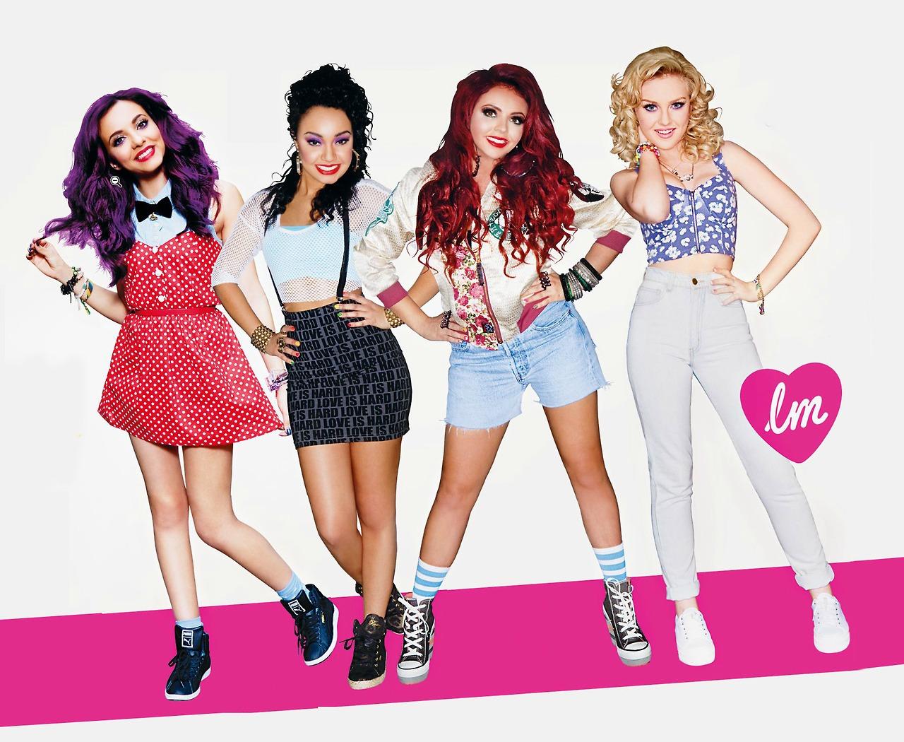 el grupo de las chicas: