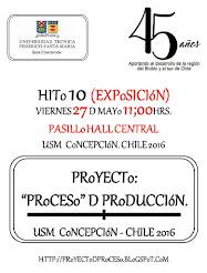 HITo 10 EXPoSICIóN (27/05/16)