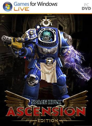 Space Hulk Ascension Dark Angels-SKIDROW PC Games Free