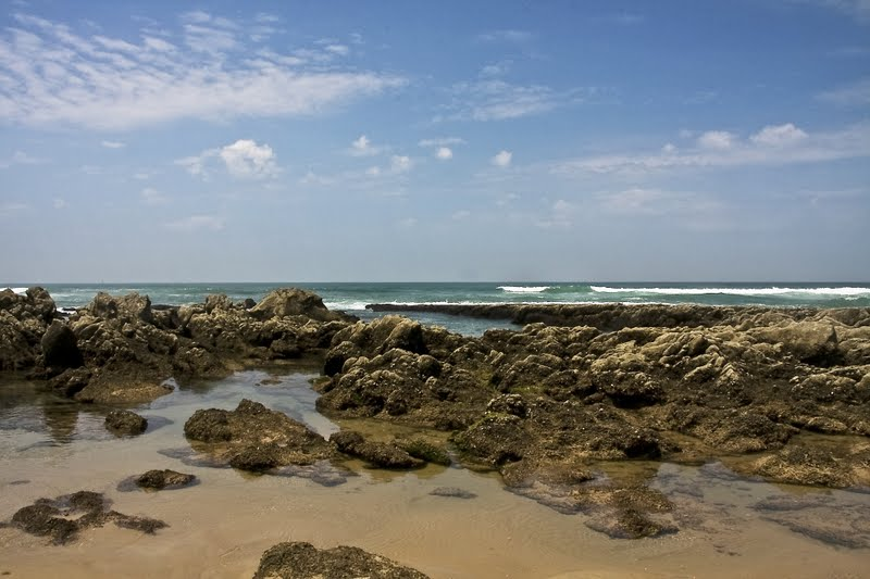 Nude Beach Biarritz