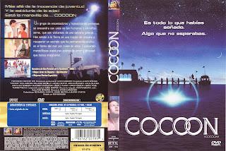 Cover, dvd, caratula: Cocoon | 1985