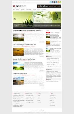 Best-free-blogger-premium-template