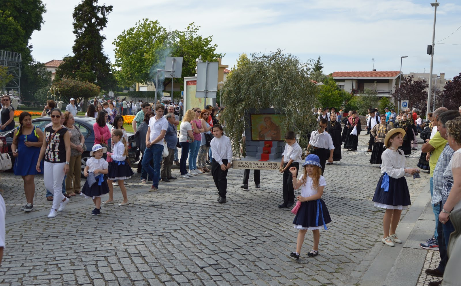 Desfile Antoninas Revisitadas